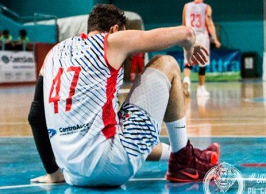 Basket, Lions ko in gara 2 contro la Stella Azzurra Roma