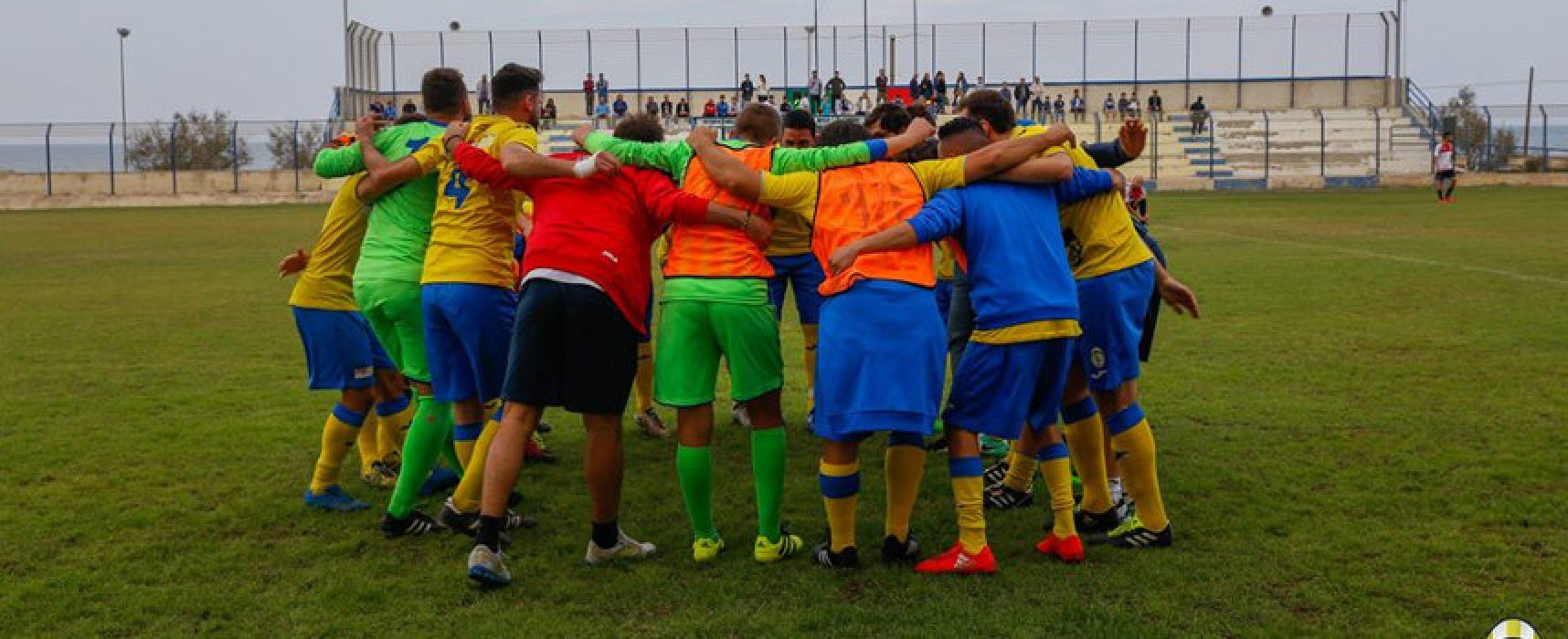 Don Uva Calcio, pari a reti inviolate in casa del Celle San Vito