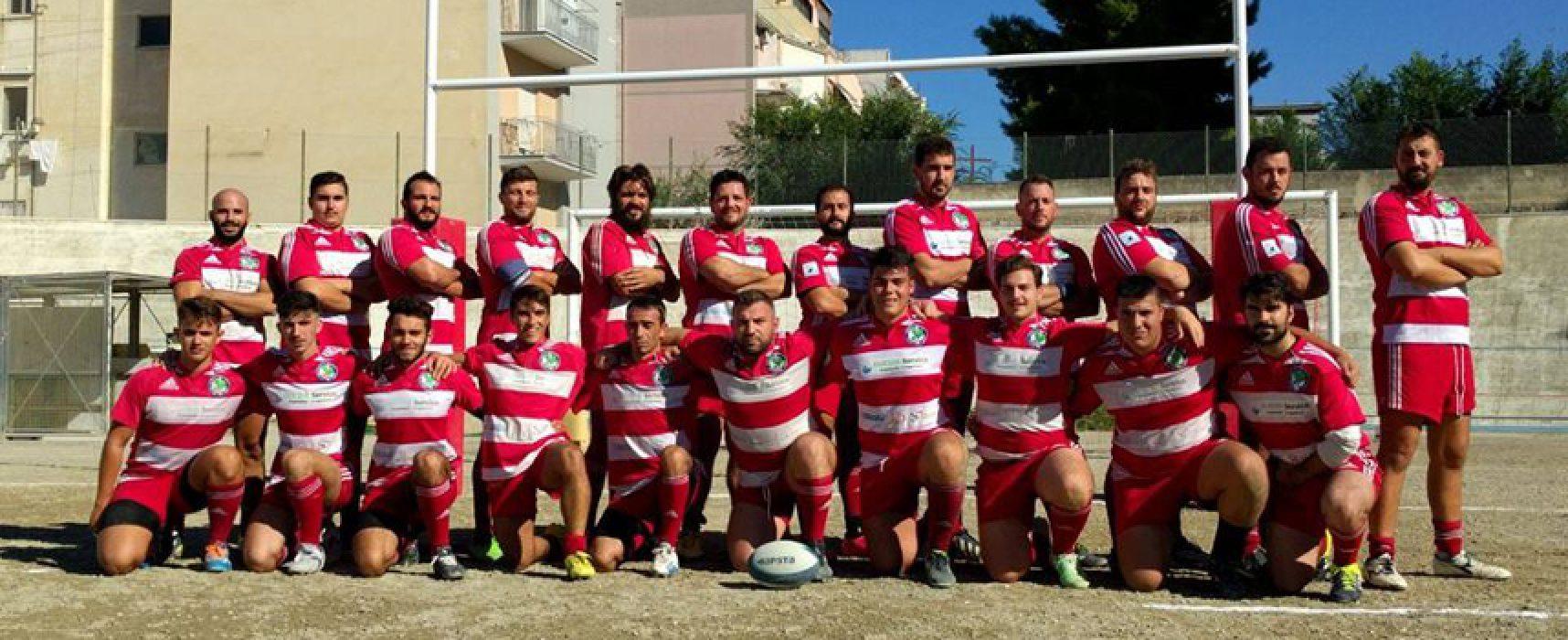 Rugby, pesante sconfitta per i Draghi Bat in casa del Potenza capolista / CLASSIFICA