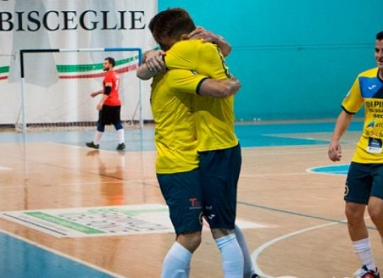 Futsal Altamura – Futsal Bisceglie 2-3 // HIGHLIGHTS VIDEO