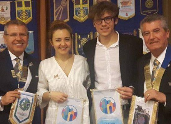 """Settimana mondiale Interact, al Castello si dialoga con le """"Giovani esperienze vincenti"""""""
