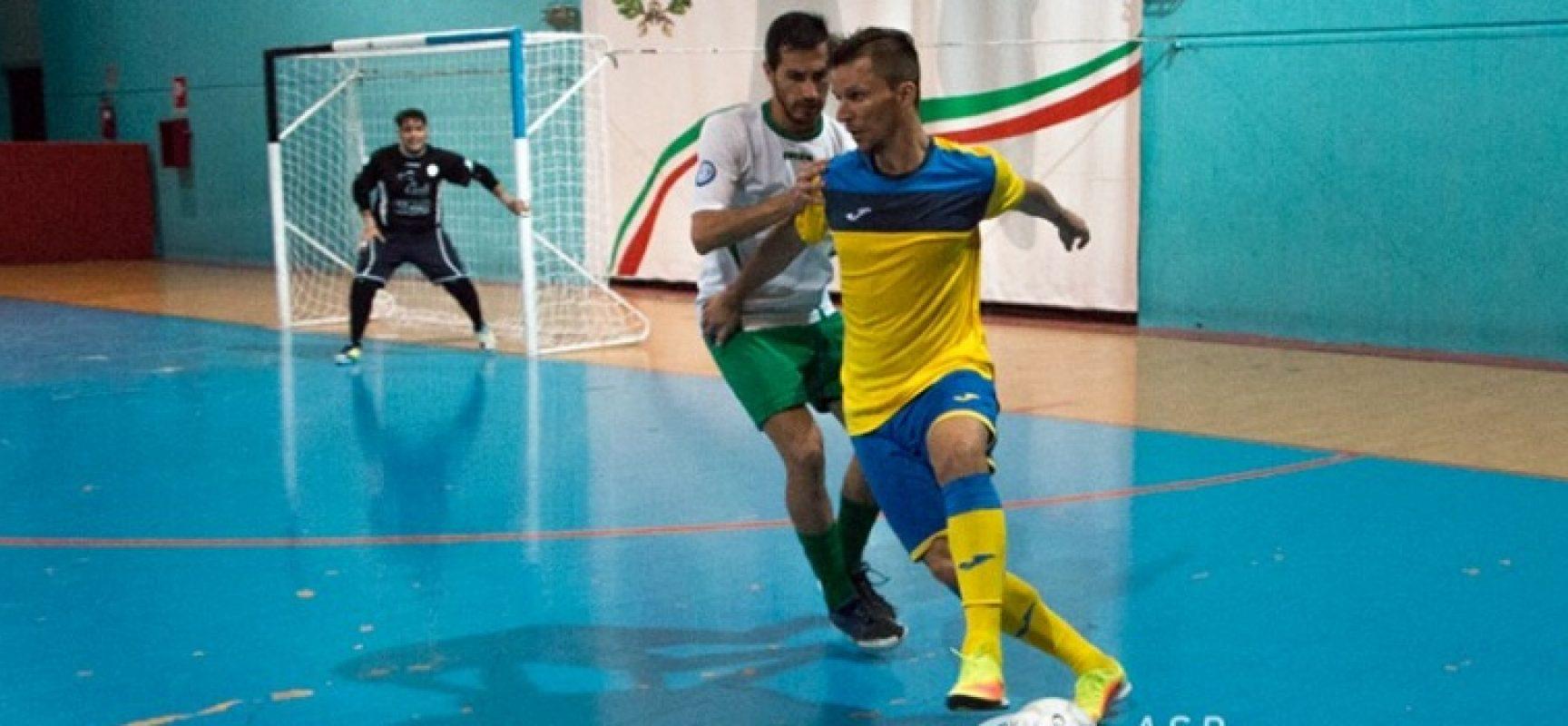 Futsal Bisceglie, testa al campionato: con il Sammichele conta solo vincere