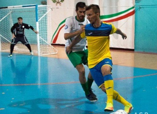 Futsal Bisceglie, rescissione contrattuale con Jeffe