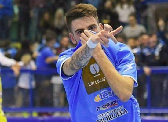 Un laterale d'esperienza per Capurso, al Futsal Bisceglie arriva Milucci