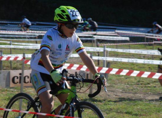 Ciclismo: i risultati della Polisportiva Cavallaro nella gara BorgoCross di Casertavecchia