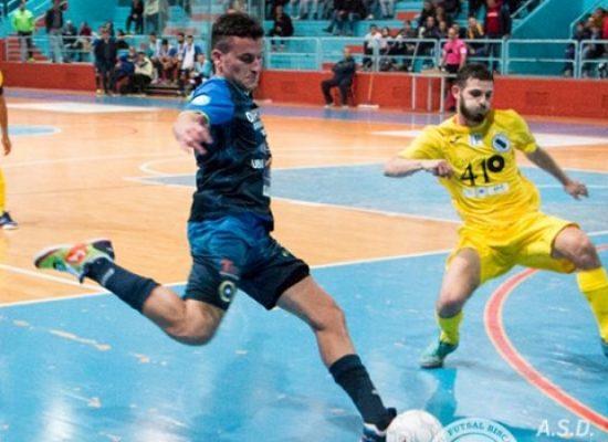 Un Futsal Bisceglie incerottato fa visita al Futsal Altamura nel primo turno di Coppa della Divisione