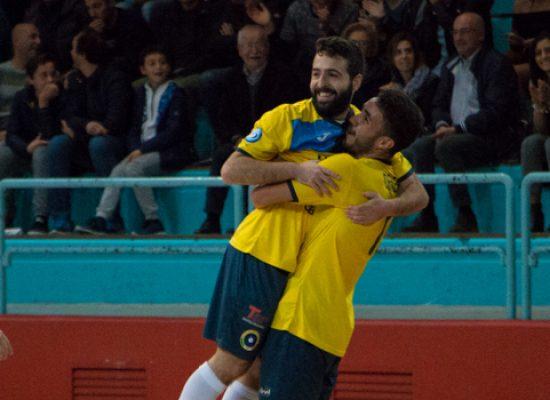 Ruggito Futsal Bisceglie, contro la Salinis arriva il primo successo stagionale