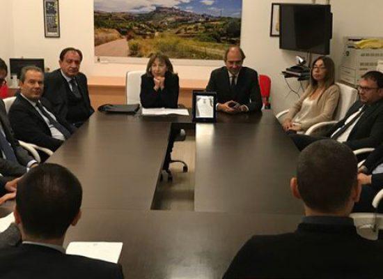 """I saluti del Prefetto Clara Minerva alla Bat: """"Esperienza professionale unica"""""""