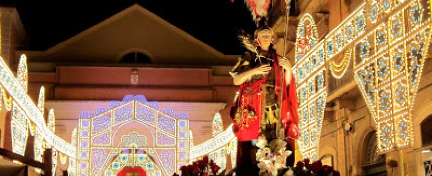 San Trifone, venerdì le celebrazioni liturgiche, sabato la consueta sagra finale