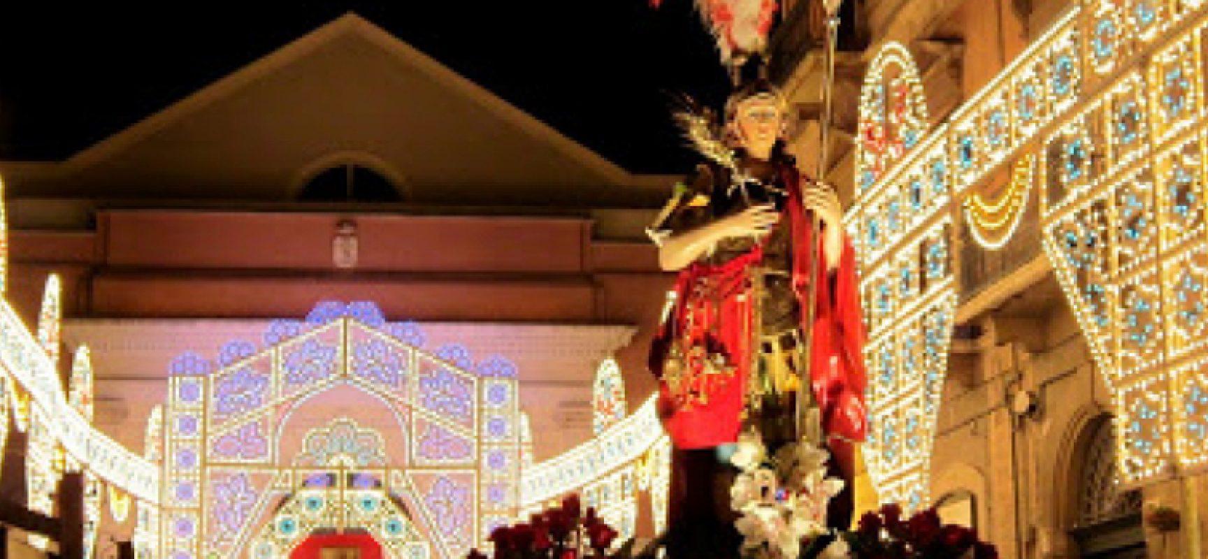 San Trifone, al via i festeggiamenti con le celebrazioni e la tradizionale sagra