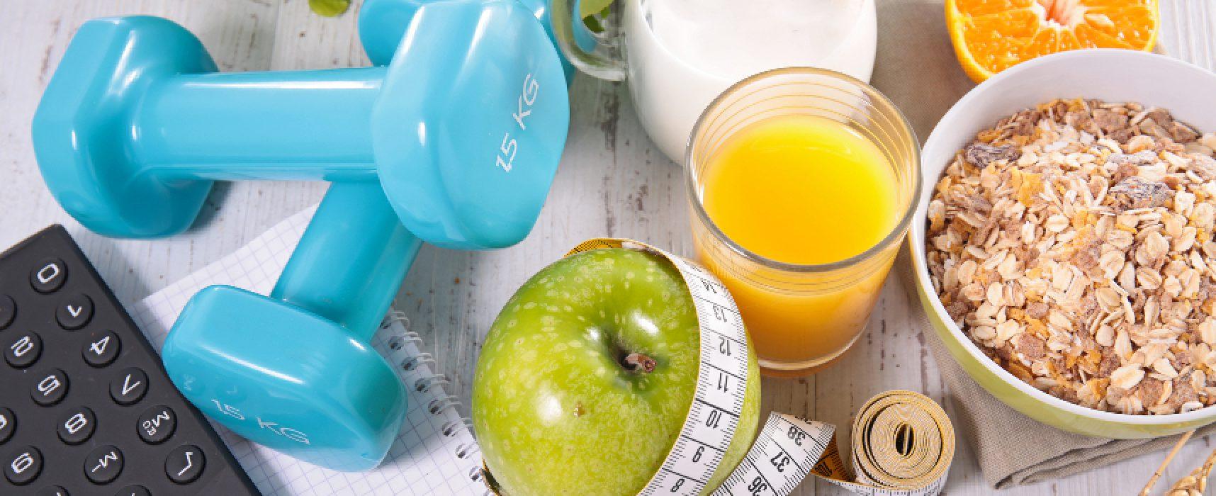 """""""Mangiare è bello, mangiare giusto è meglio"""", incontro su alimentazione e attività fisica"""