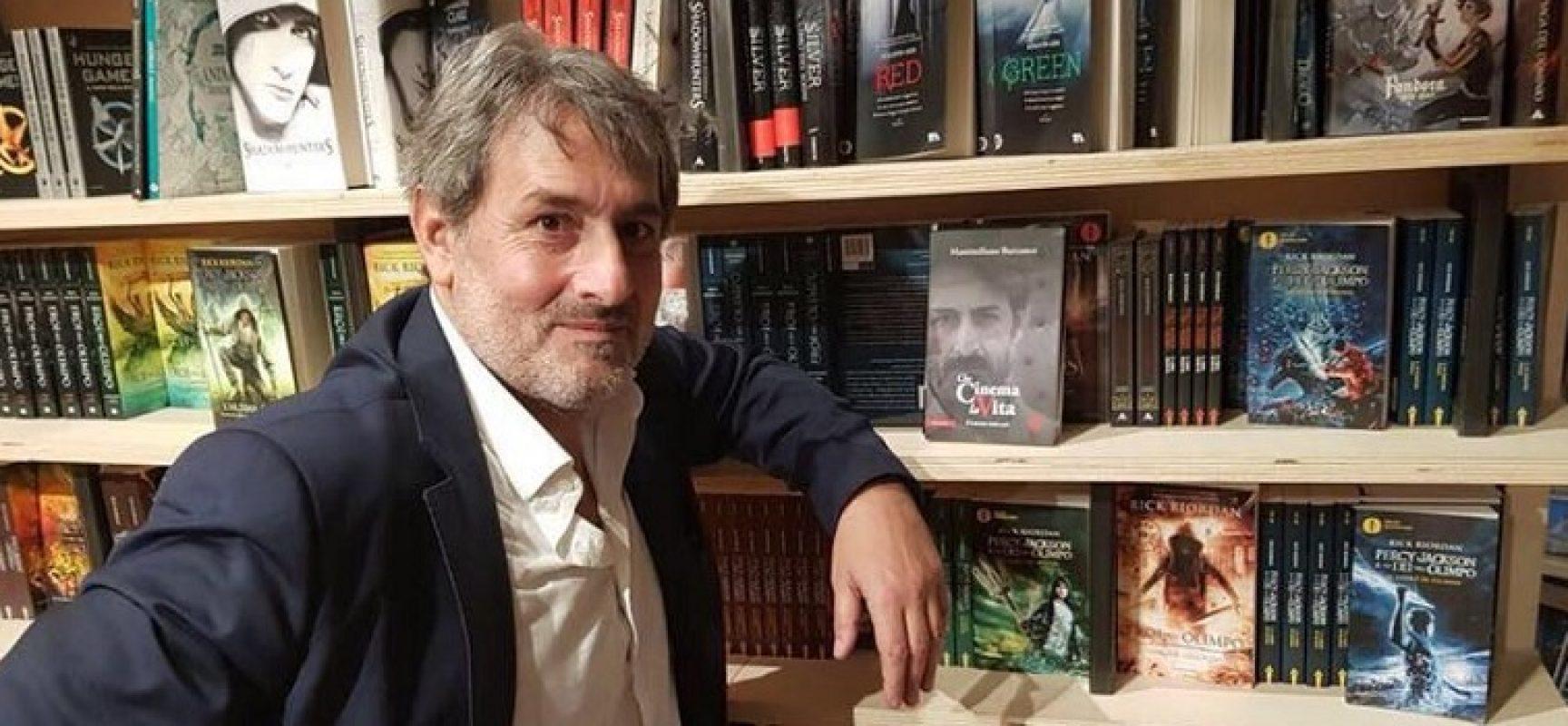"""""""Che cinema la vita"""", strepitoso successo per la presentazione del libro di Massimiliano Buzzanca"""