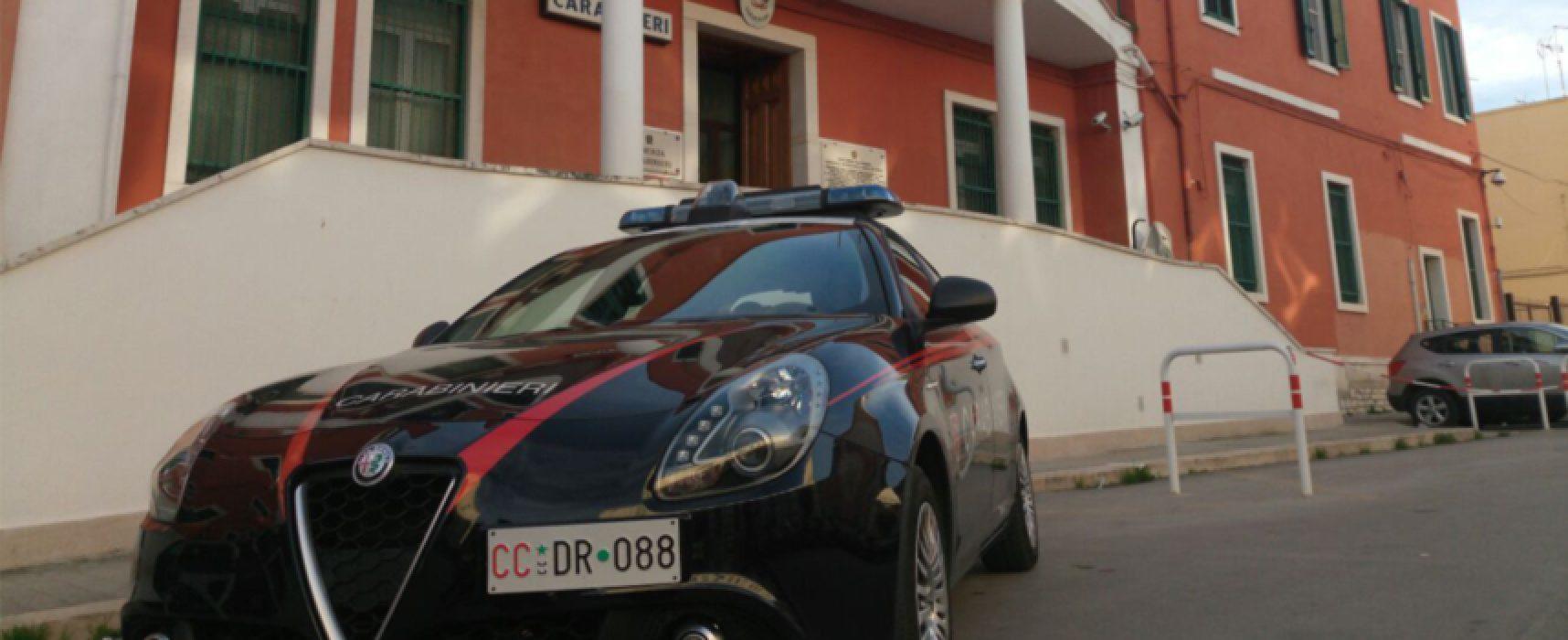 Tre arresti ed una denuncia in stato di libertà per resistenza a pubblico ufficiale a Bisceglie