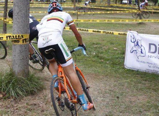 Cavallaro, tre successi alla XCO Crocelle Race Park