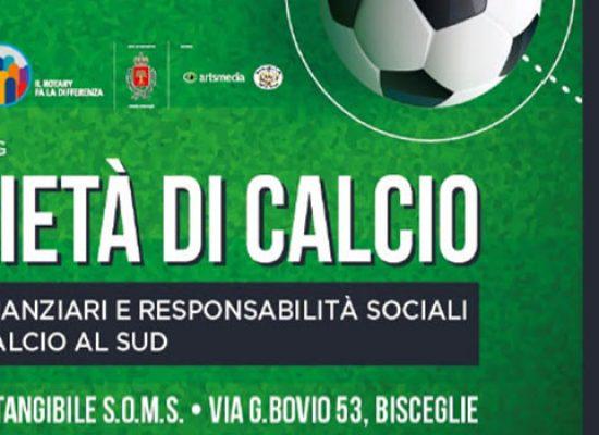 Calcio, finanza e aspetti sociali nel convegno Rotary con un parterre prestigioso