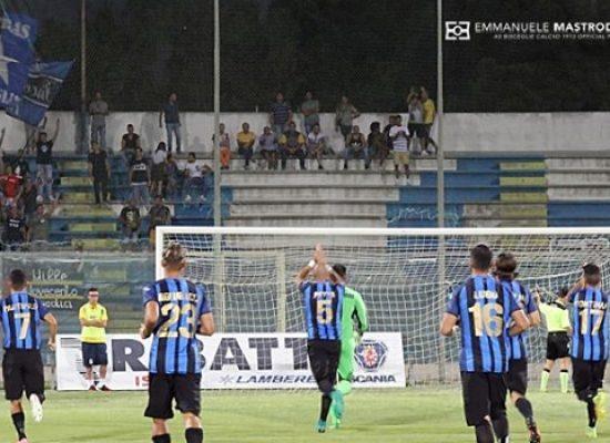 """C'è il derby contro la Fidelis, Zavettieri: """"Andiamo a giocarcela per vincere"""""""