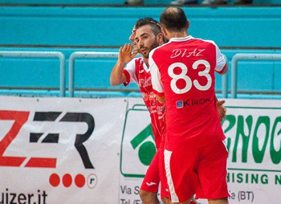 Insidia Futsal Win Time sul cammino della Diaz