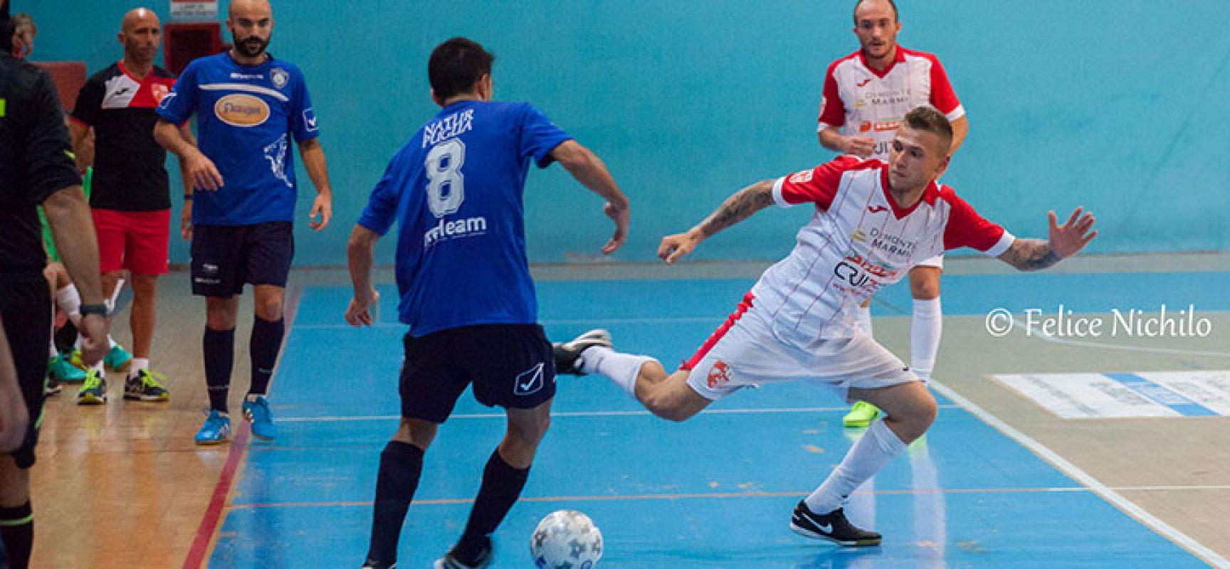 Coppa Italia, Diaz in casa del Futsal Andria per provare a passare il turno