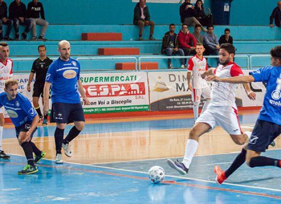 Diaz di scena a Ruvo contro il Futsal Andria