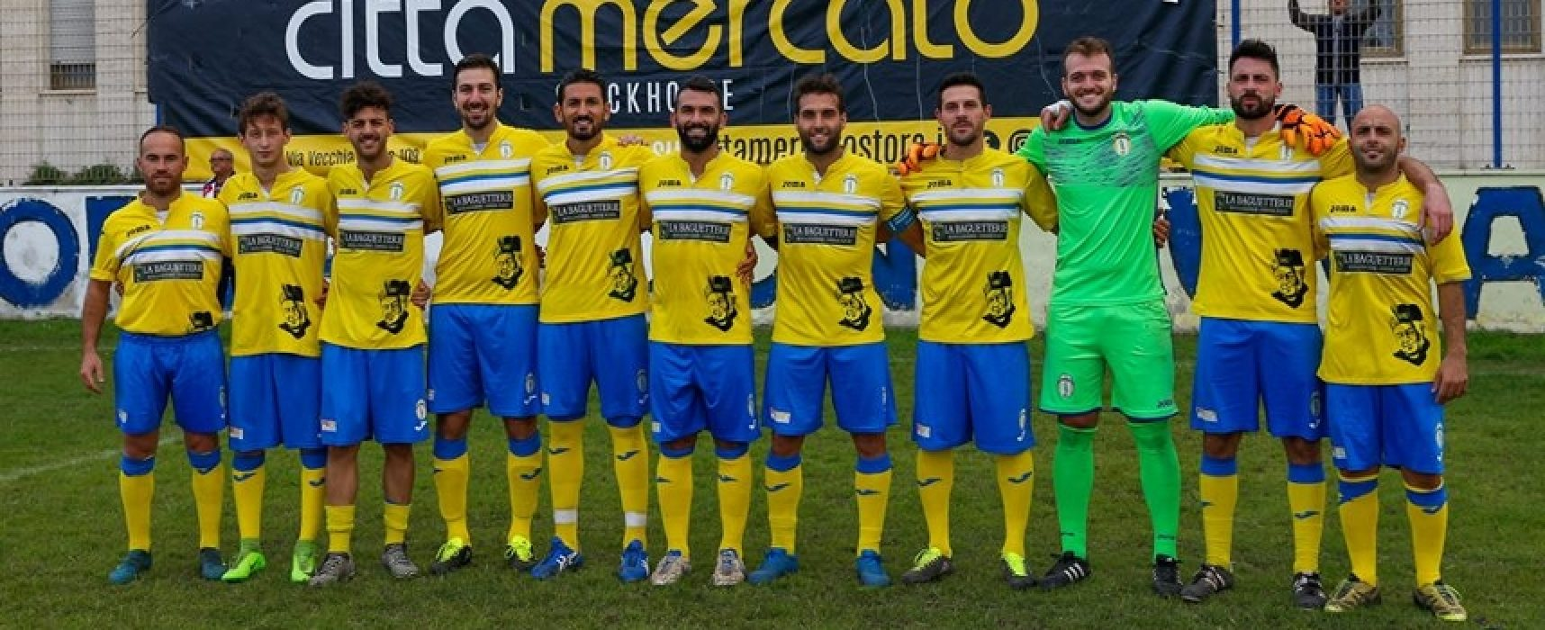 Il Don Uva torna alla vittoria interna, Trawally e Pasculli stendono il Celle San Vito / CLASSIFICA