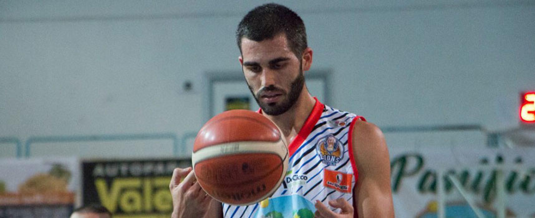 Basket: Panifici Di Pinto Bisceglie, a Fabriano conta solo vincere