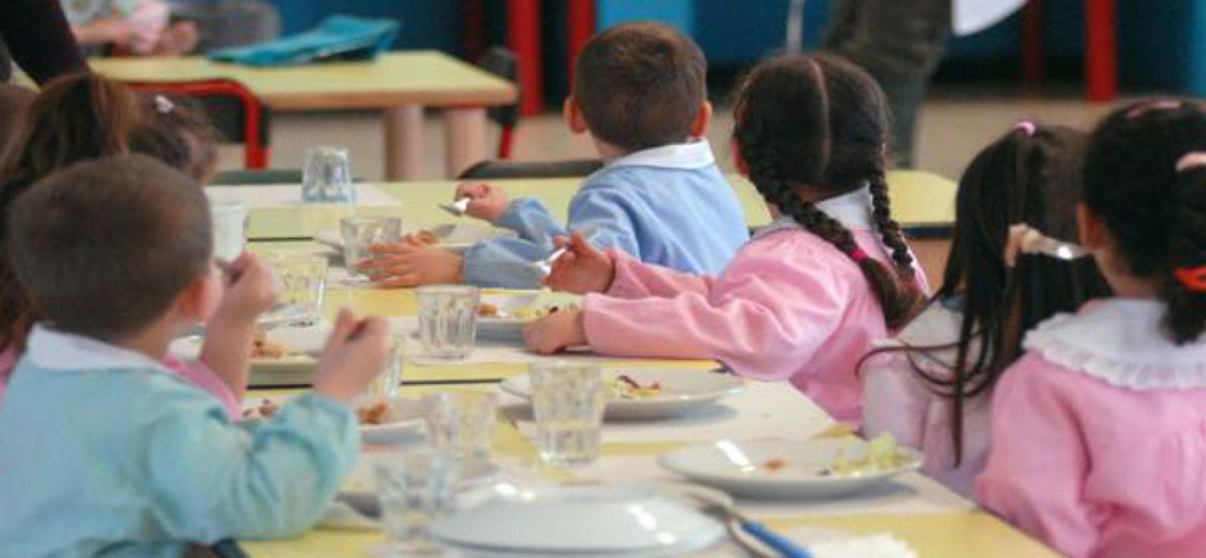 Menu mense scolastiche, concordate modifiche per migliorare il servizio