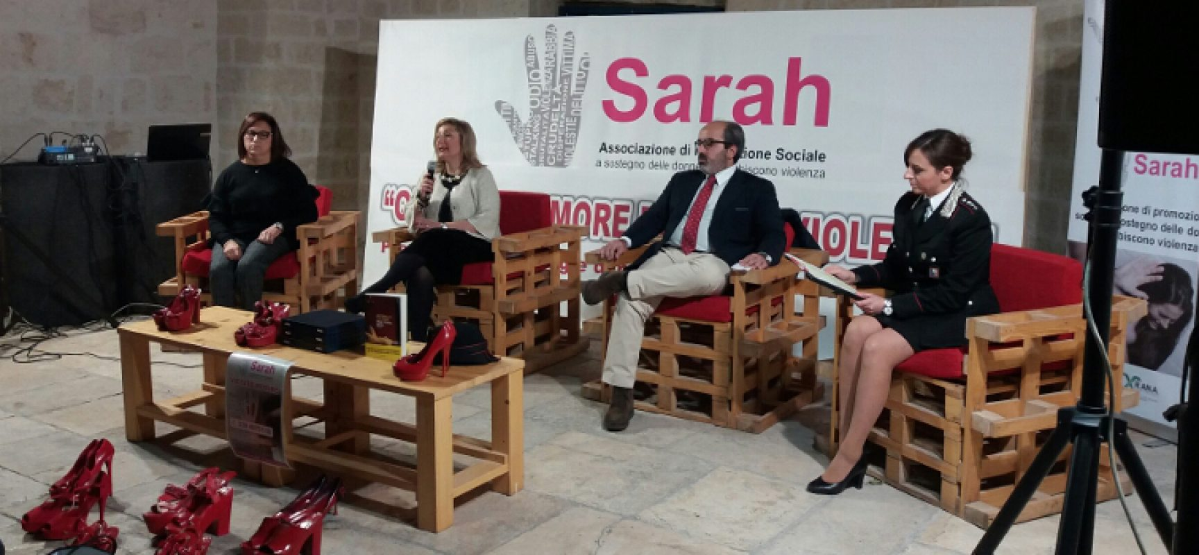 """Sarah, parte l'iniziativa """"Brutta Piega"""" a sostegno delle donne maltrattate"""