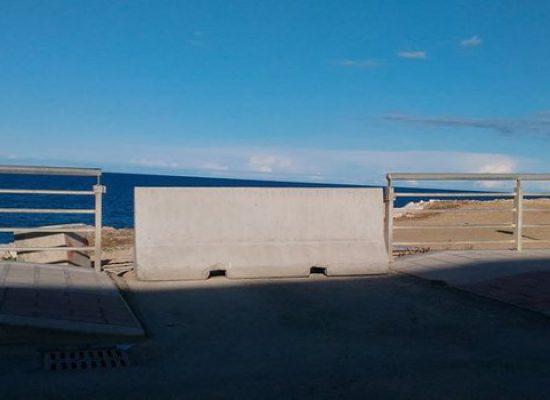 """Barriera ingresso pista ciclabile costa di Levante, Federazione Pro Natura: """"Non basta"""""""