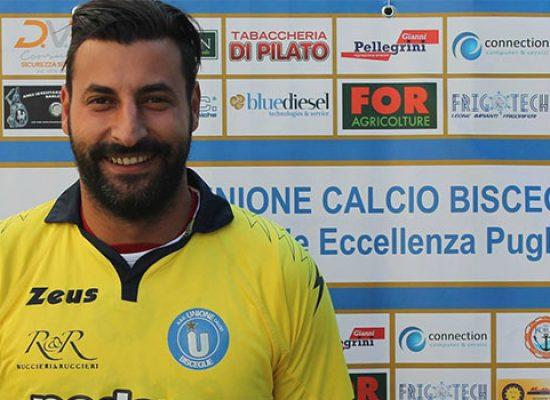 """Il portiere Musacco lascia l'Unione Calcio, """"Decisione difficile, non compresa, ma la dovevo fare"""""""