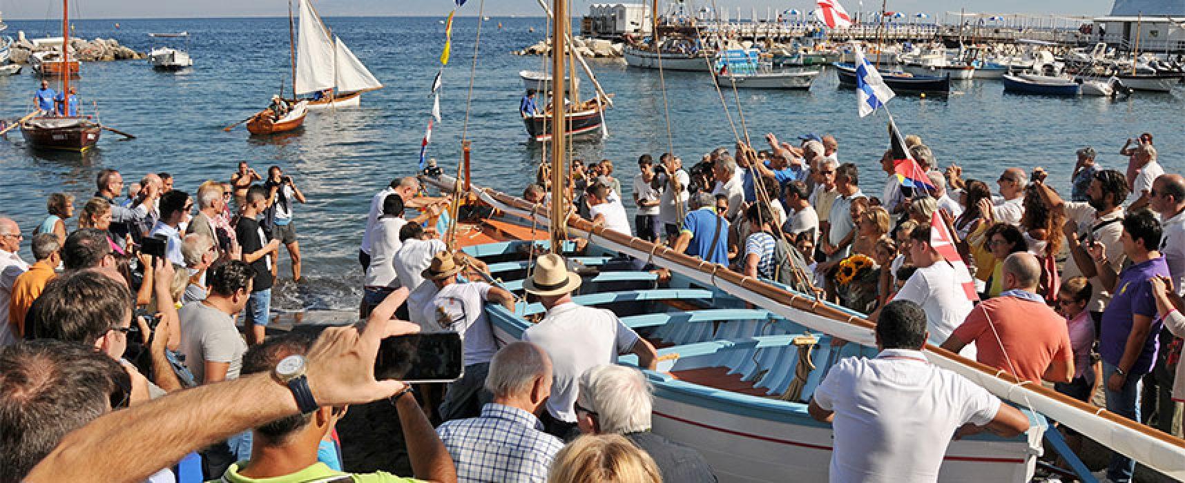 """Custodi del Mare, domani a Bisceglie c'è il """"Varo del Gozzetto"""""""