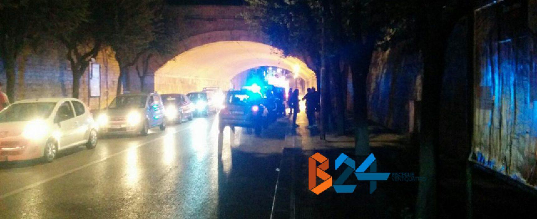 Ragazza 17enne investita in via Piave, trasportata al pronto soccorso