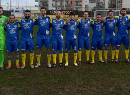 Don Uva sconfitto nel big match contro lo Sporting Apricena / CLASSIFICA