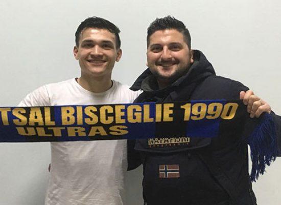 Il Futsal Bisceglie ufficializza Radaelli e si prepara per la trasferta di Ciampino