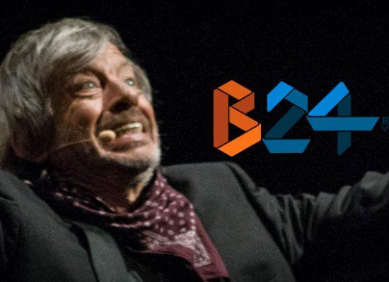La verve dissacrante dell'improvvisatore Paolo Rossi travolge il Teatro Garibaldi / FOTO