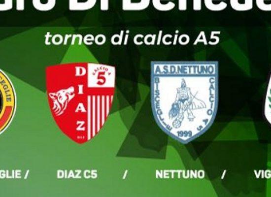 """Calcio a 5 giovanile, il Futsal Bisceglie organizza il """"Memorial Mauro Di Benedetto"""""""