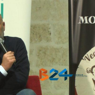 """""""La scossa dello scarpone"""", Pirozzi presenta il suo libro alle Vecchie Segherie / VIDEO"""
