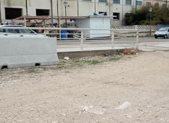 Rimossa barriera in cemento pista ciclabile di levante, Pro Natura presenta un esposto
