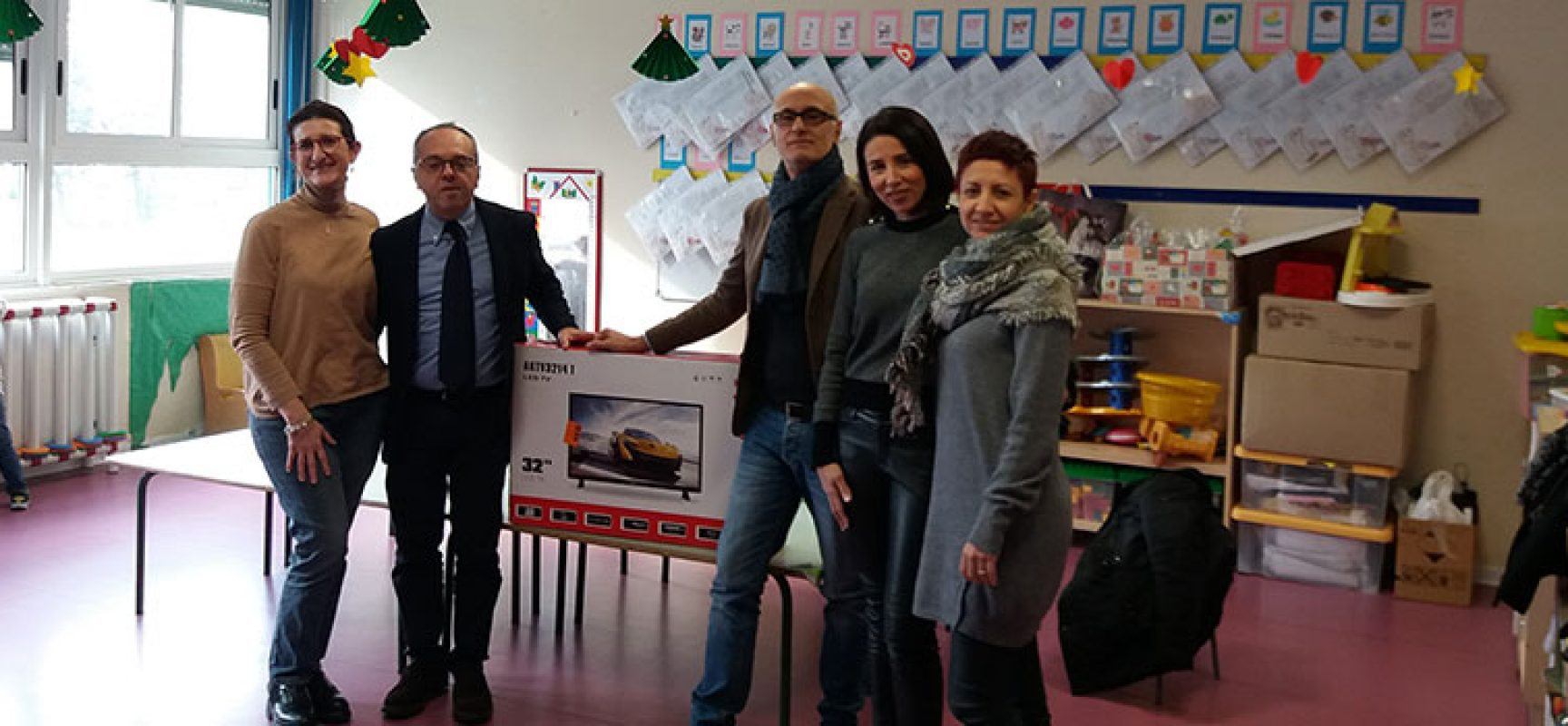 """Donazione dell'Apulia Hifi Show alla """"Don Bosco"""" per divulgare buon ascolto della musica"""