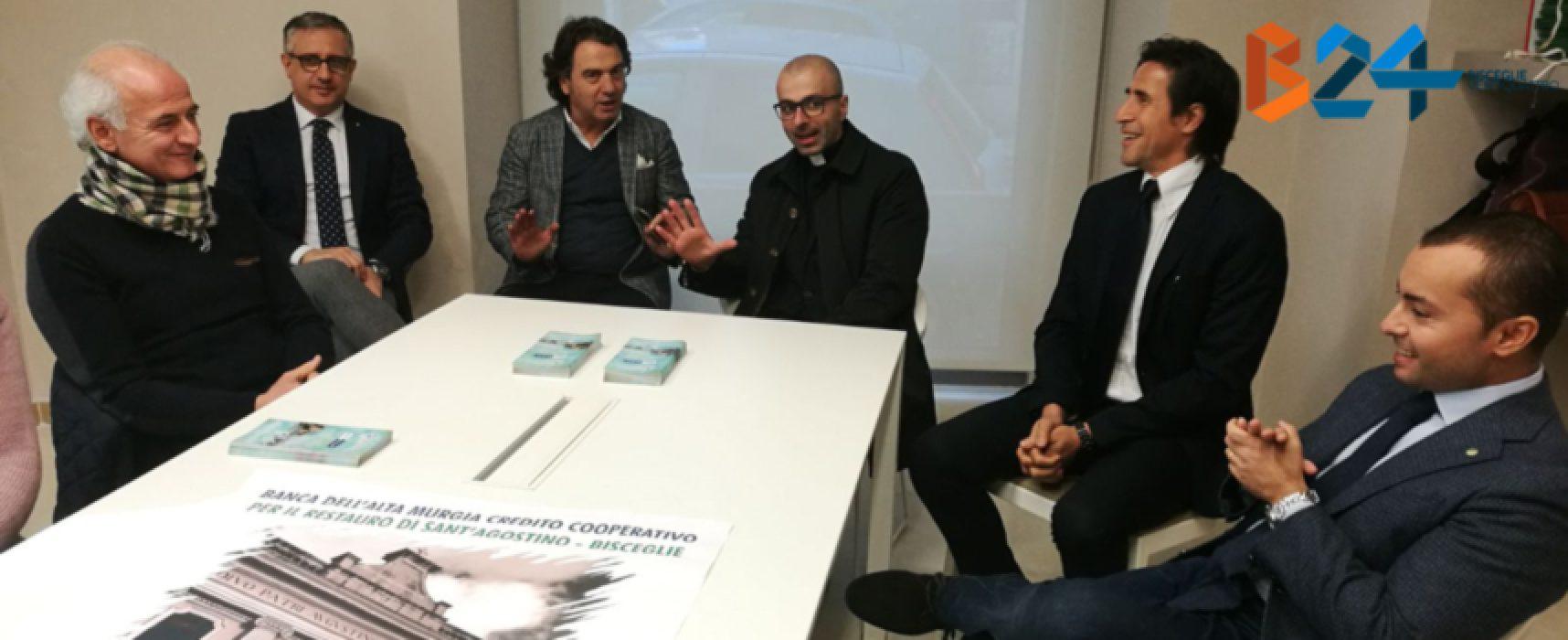 """""""Adotta il restauro"""", raccolta fondi per lavori a chiesa Sant'Agostino"""