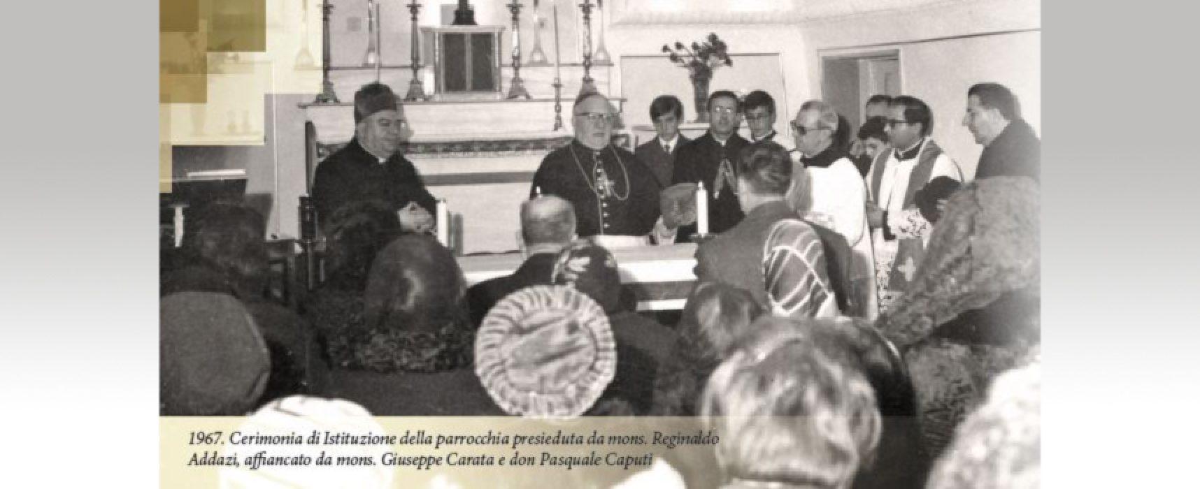 Chiesa San Silvestro: 50esimo anniversario, si apre anno giubilare