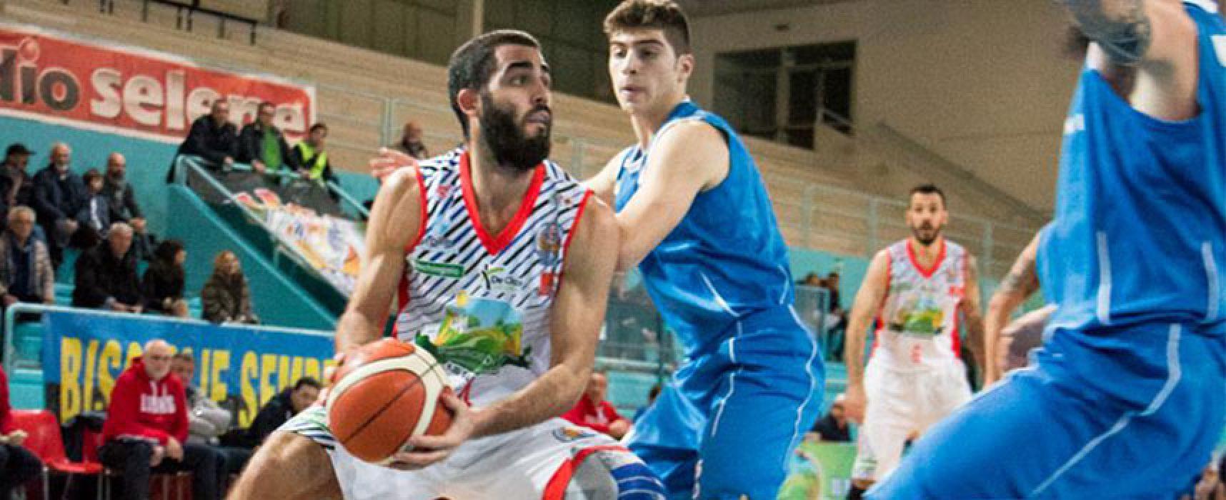 Basket, Di Pinto Panifici ko al fotofinish contro Senigallia