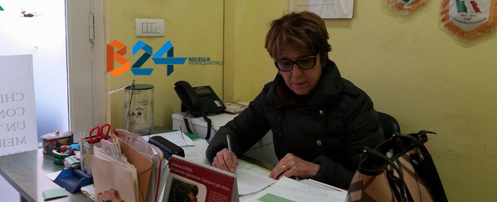 L'Ant Bisceglie e la città intera piangono la scomparsa di Nina Di Modugno