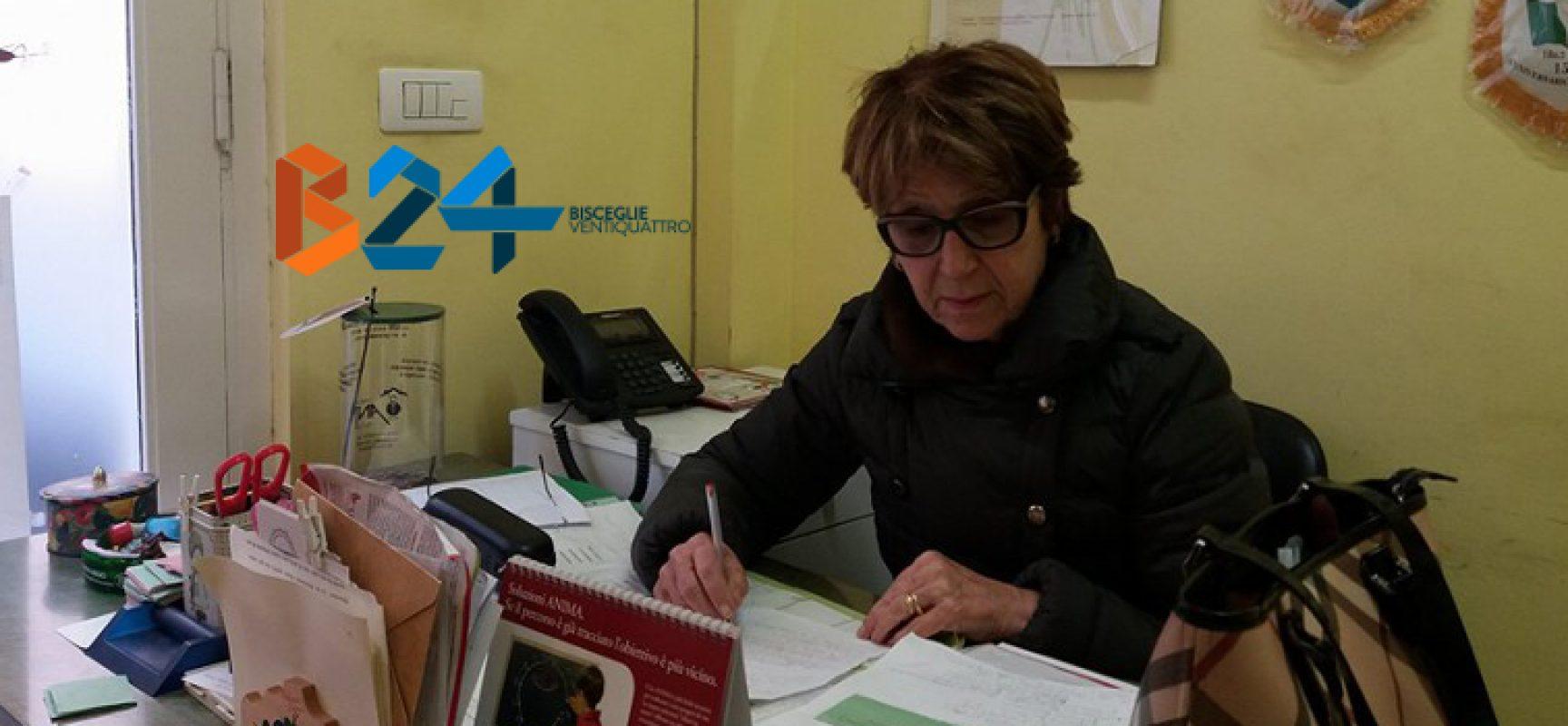 """Ant, Di Modugno: """"Tanto lavoro, pochi volontari e sulla sede nessuna risposta dal Comune"""""""