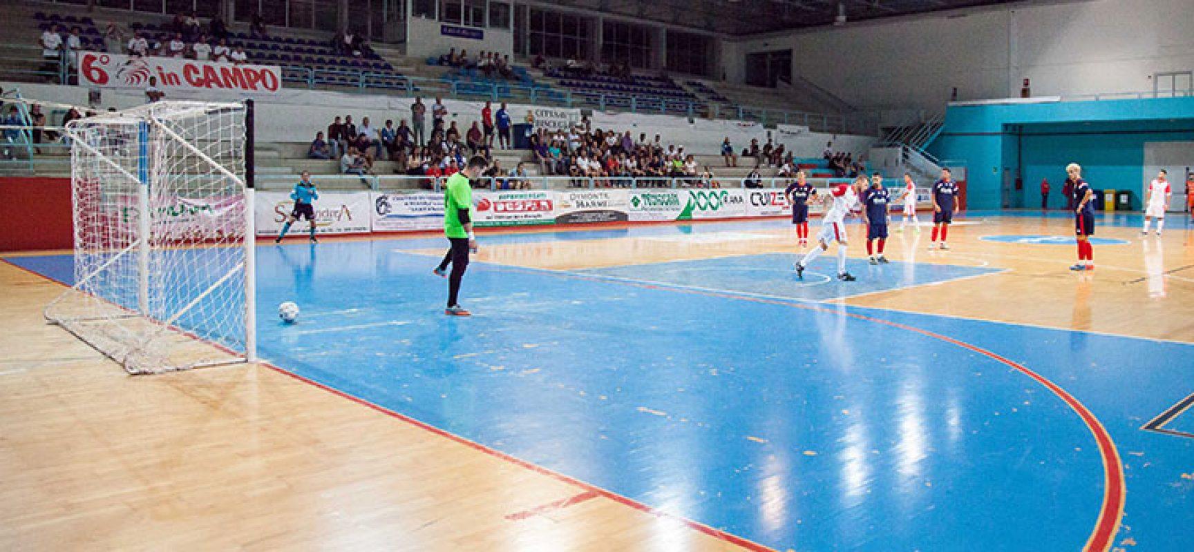 Oggi amichevole Futsal Bisceglie-Diaz, obiettivo mantenere la giusta condizione