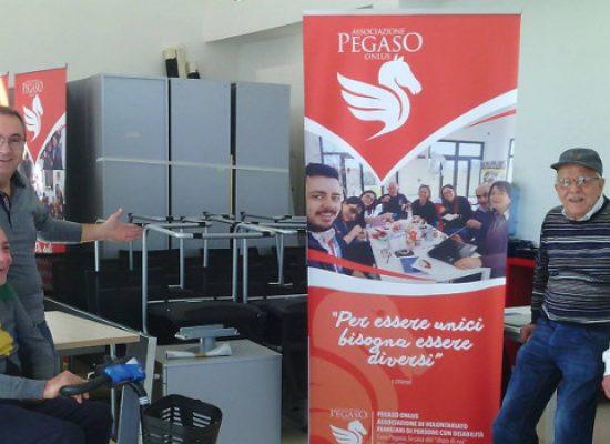 """Storie di volontariato: Fastweb Bari dona arredi a Pegaso Onlus, """"Uno Tra Noi"""" ed Epass Bisceglie"""