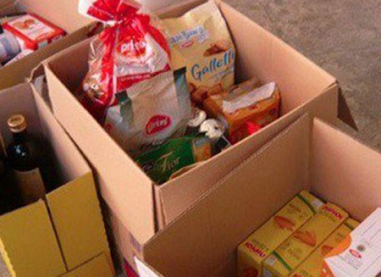 La Caritas organizza a Bisceglie la Giornata della Raccolta Alimentare