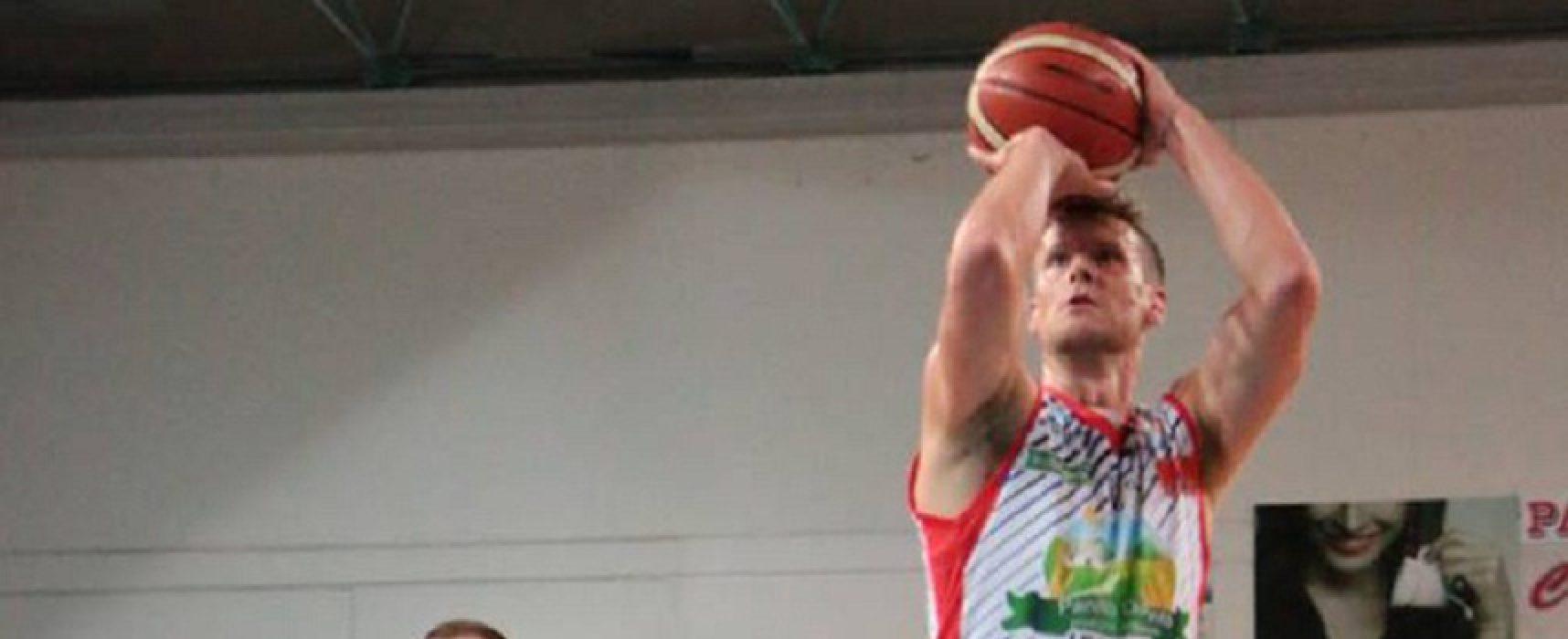 Basket, Di Pinto Panifici in cerca di continuità nella sfida casalinga contro Campli