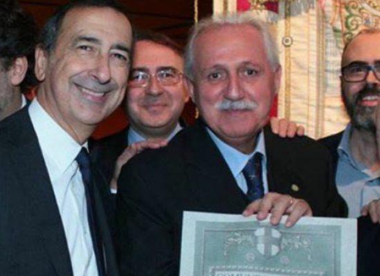 Associazione regionale pugliesi a Milano premiata con l'Ambrogino d'oro, intervista a Pino Selvaggi