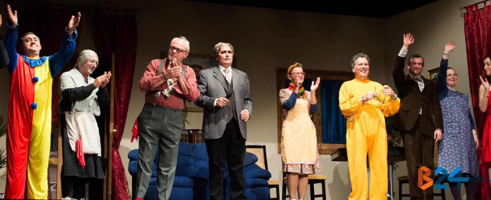La Compagnia Dialettale fa ancora centro, subito ovazione per la nuova commedia / FOTO