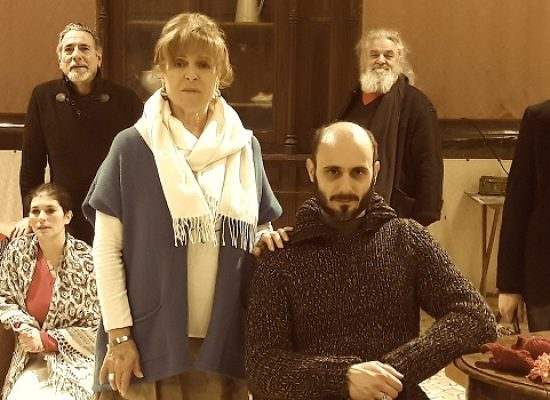"L'associazione Marluna porta in scena al Garibaldi ""Zio Vanja"""